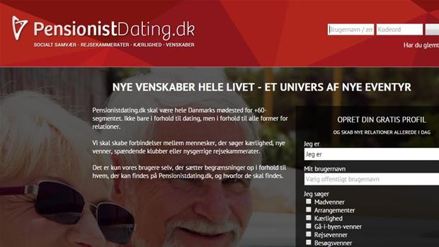 pensionist dating Seriøs dating-portal for alle over 40 år find dating og nye venskaber på danmarks bedste mødested 40plus, hvor voksne mødes: opret en gratis profil i dag.