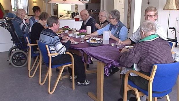 Undervægtige ældre – Kost og ordentlig ernæring