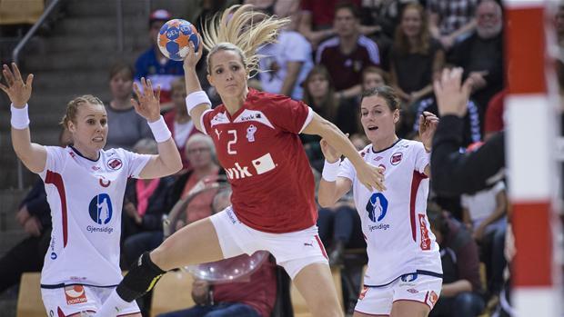 håndbold em kvinder
