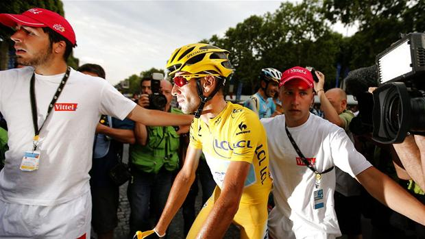 sport cykling ECE Bjarne Riis hylder Tinkovs grand tour udfordring