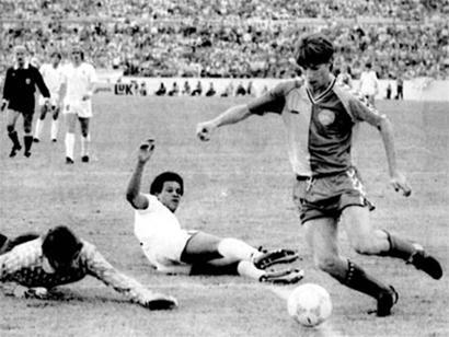 fodboldens historie
