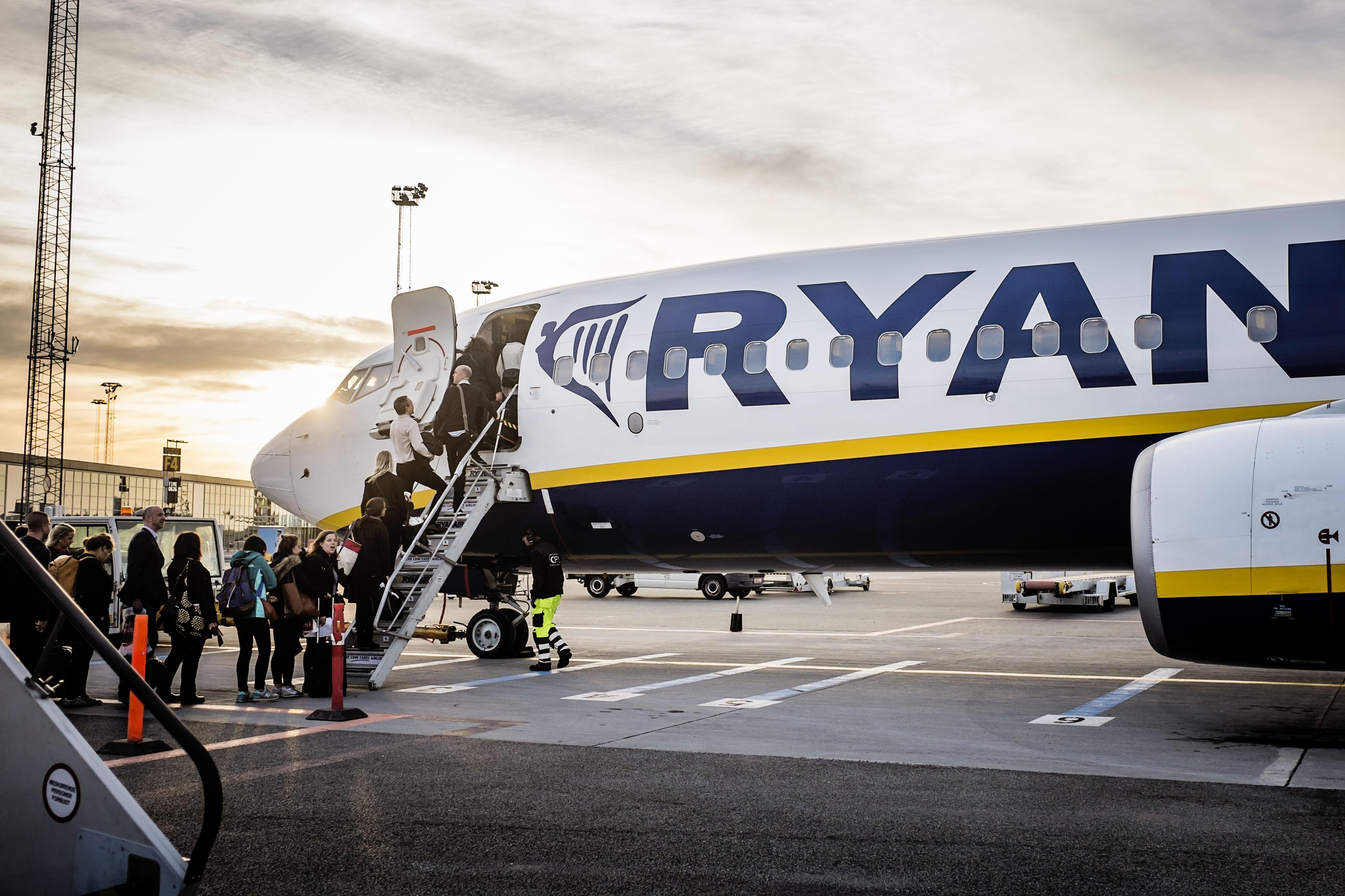 Ryanair | DR