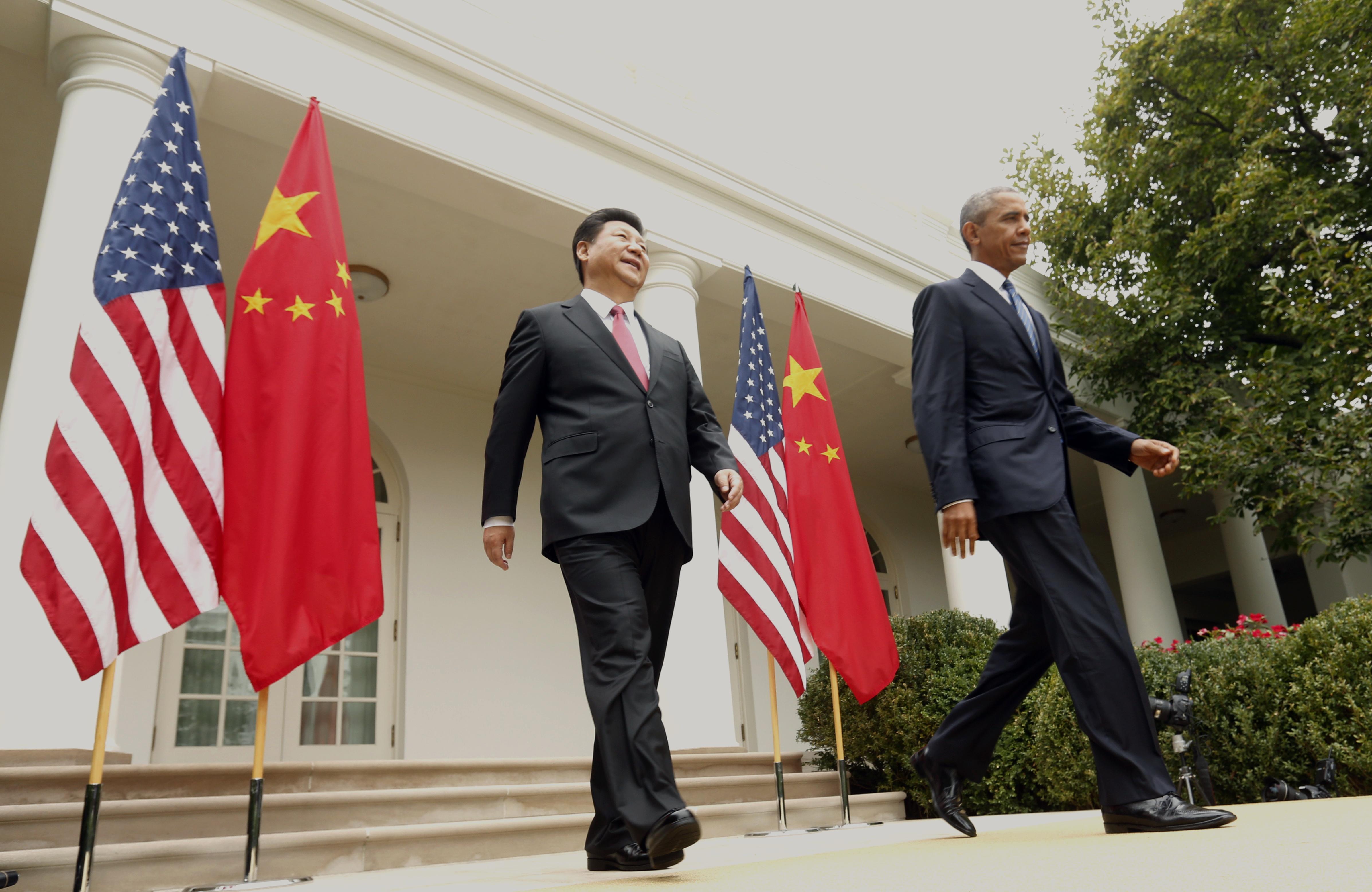 Kina matcher USA med penge til fattige landes klimamål | Nyheder | DR