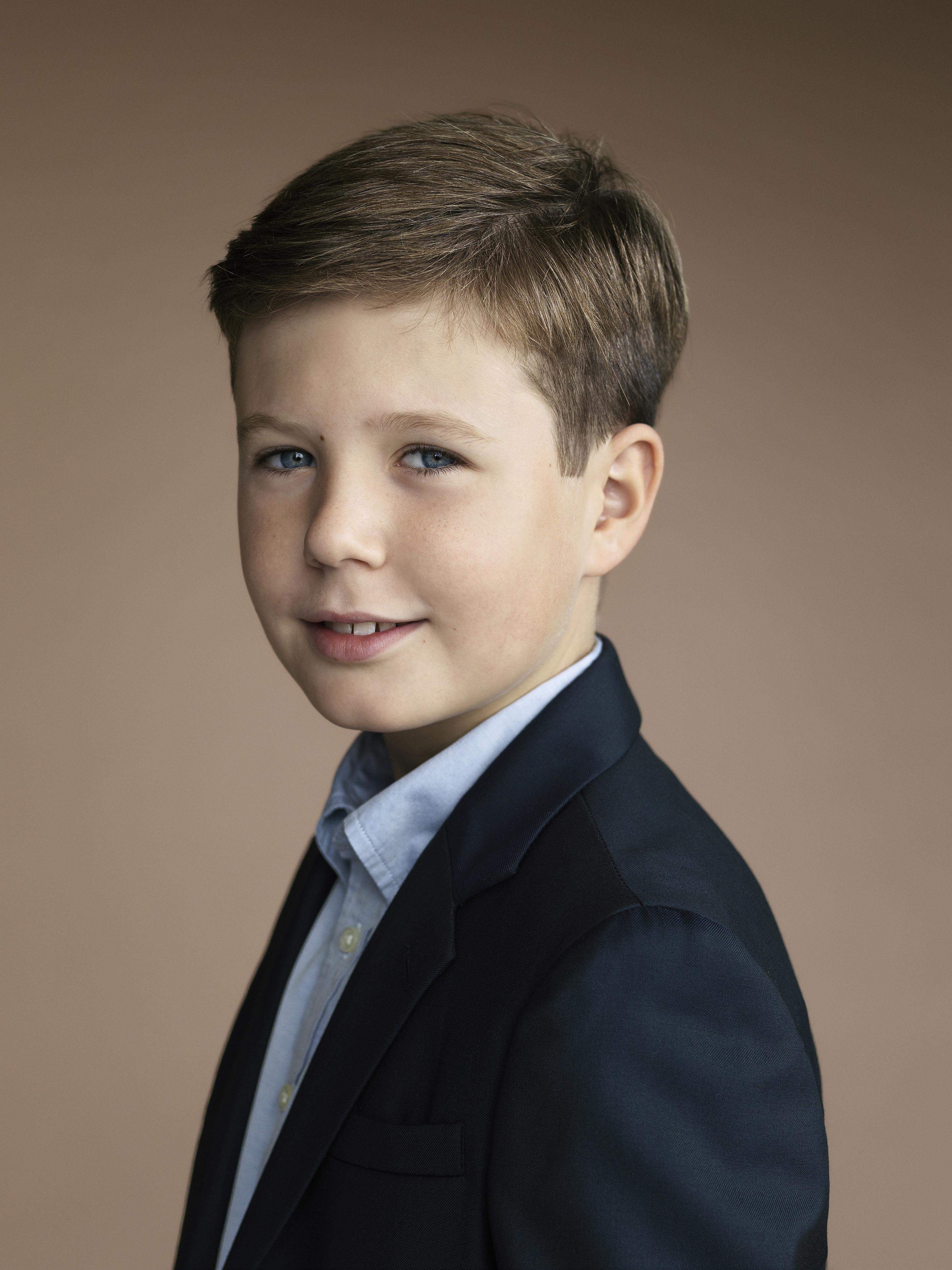 10 årig dreng