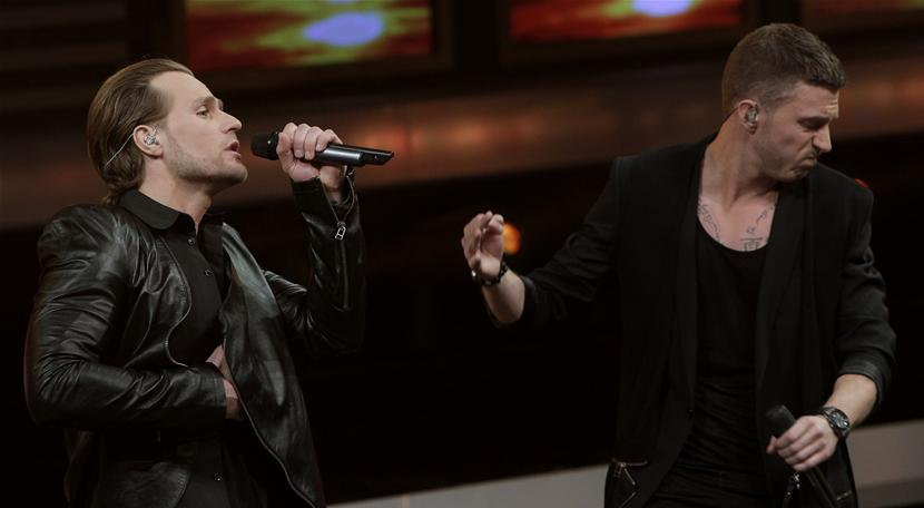 Unik koncert med Nik & Jay i Koncerthuset | Presse | DR