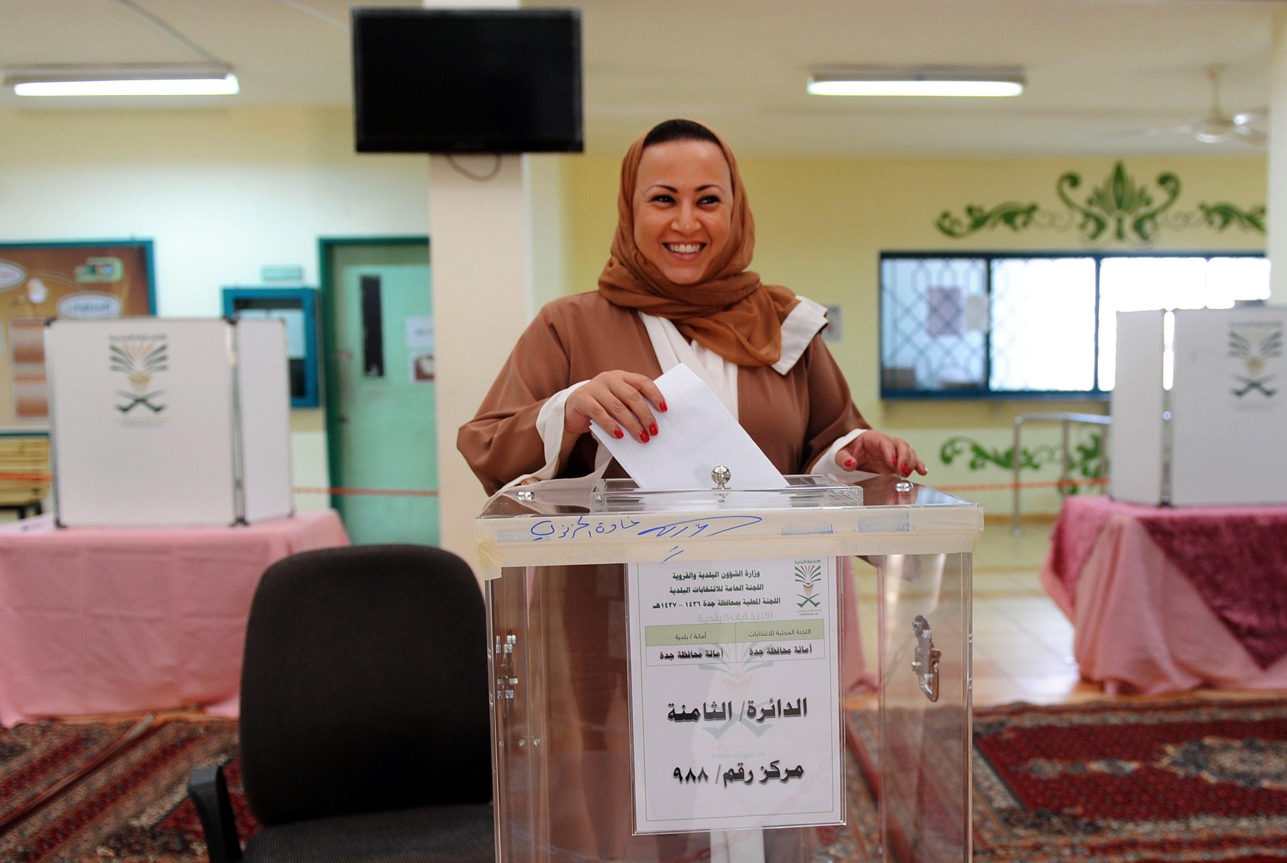 stem flere kvinder ind valg