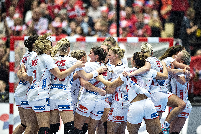 haandbold norge vinder vm lammetaevede holland