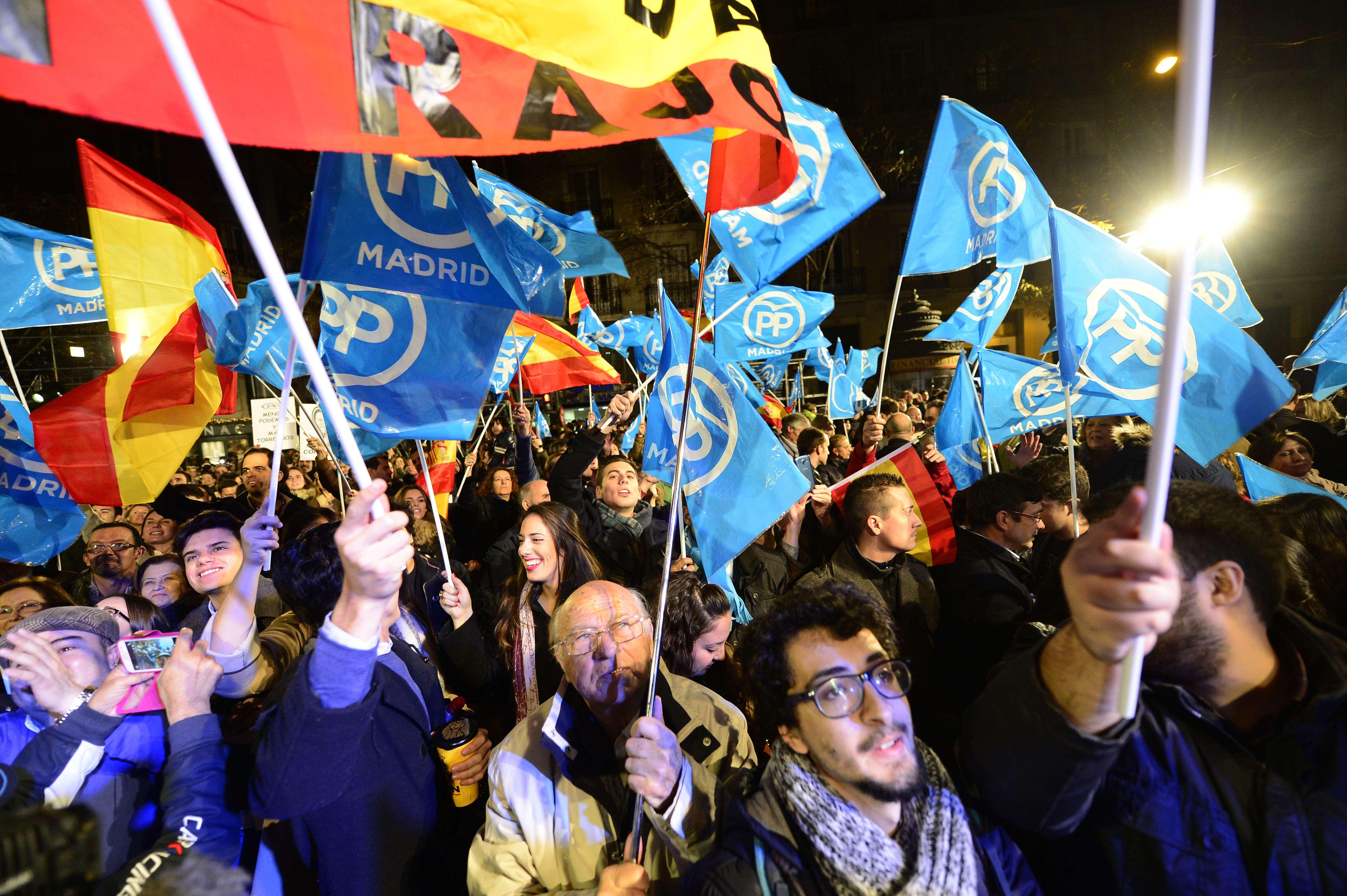 parti spansk køn