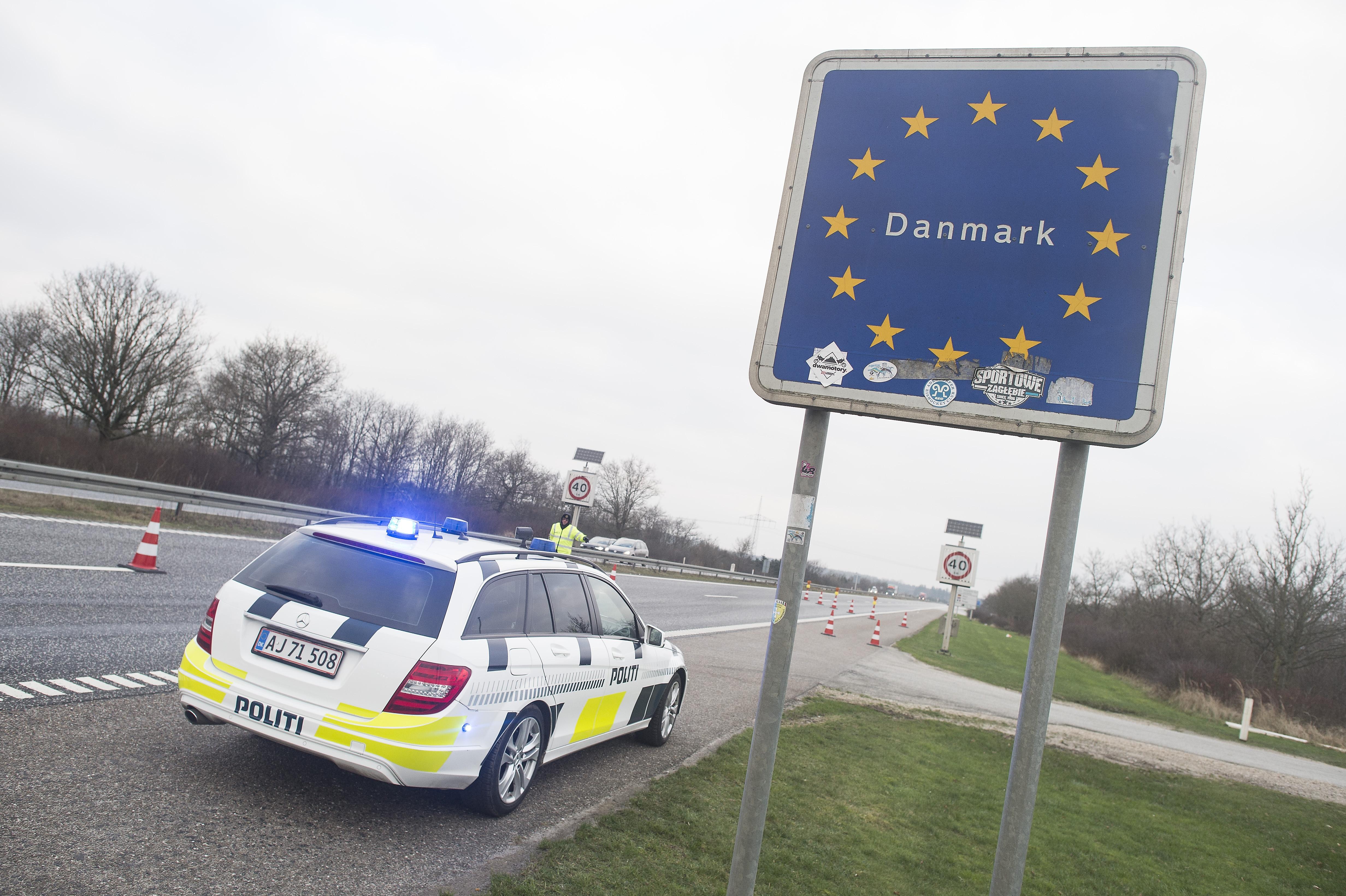 grænsen tyskland