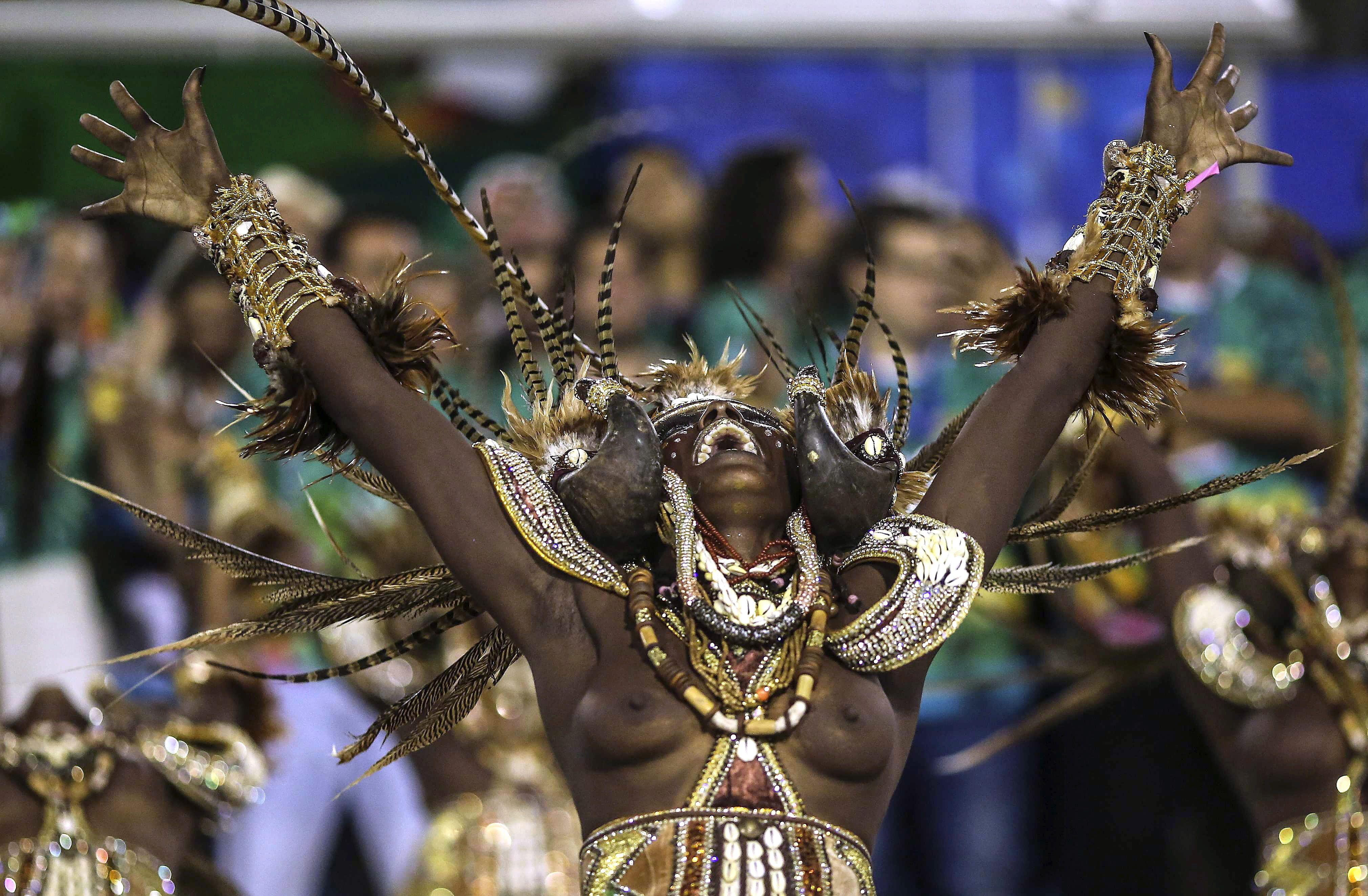 BILLEDER Rio de Janeiro fejrede karneval | Ligetil | DR