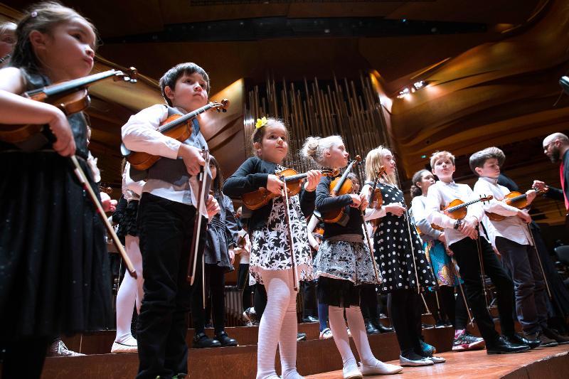 Orkesterfestivalen - årets store klassiske festdag for børn og unge