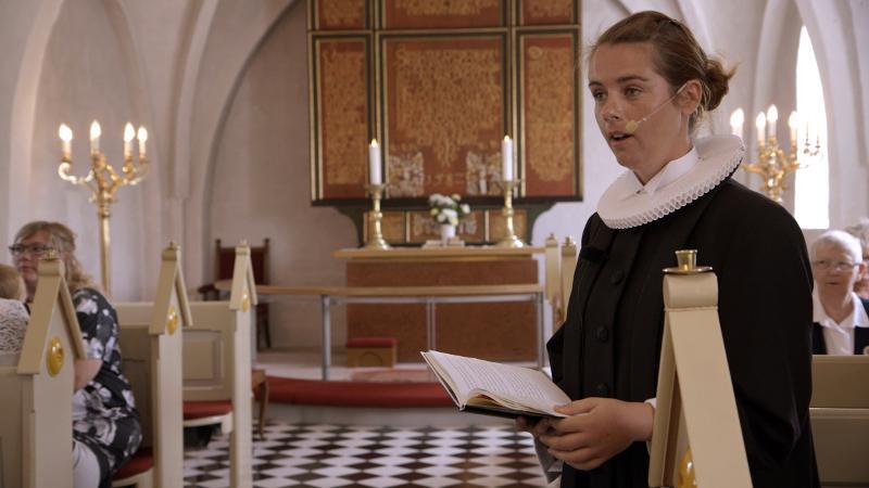 De unge præster (2:4)