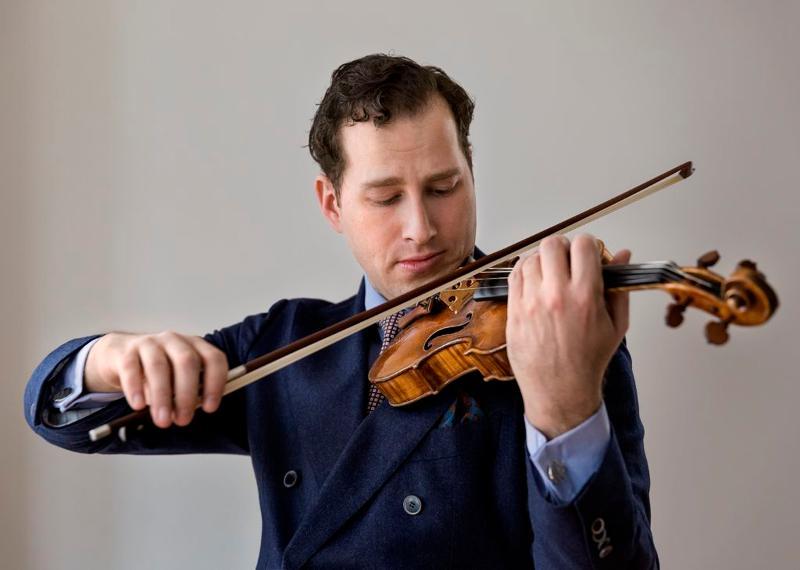 Carl Nielsen Violinkonkurrence 2016 - Åbningskoncert