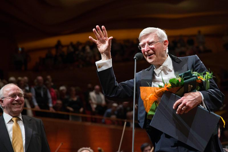 DR K Klassisk: Blomstedt og Mahler