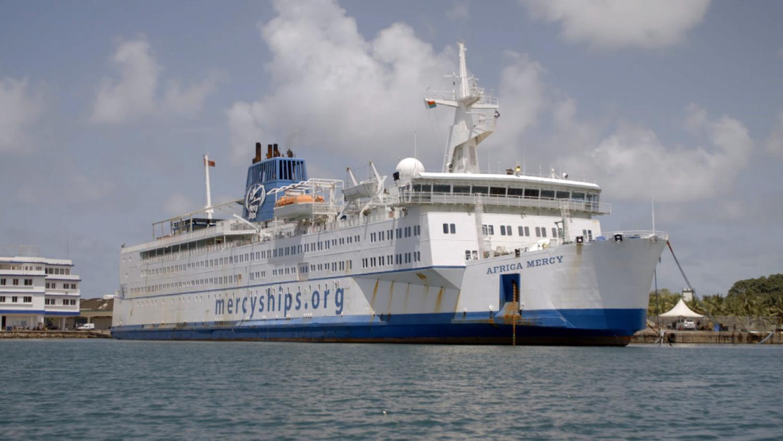 Hospitalsskibet - Storebæltsfærgens nye mission (2:4)