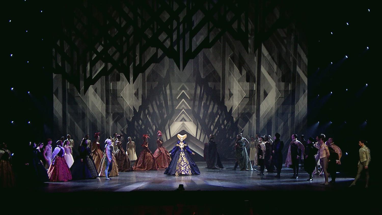 Svanesøen - ballet fra Det Kgl. Teater