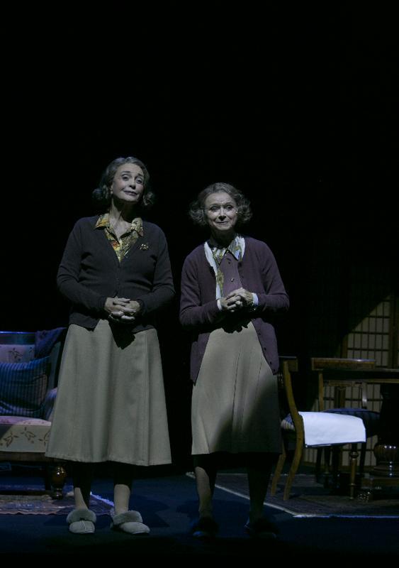 Teaterfestival: Skærmydsler