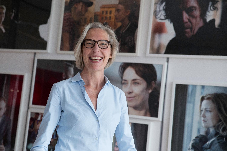 DRs generaldirektør Maria Rørbye Rønn