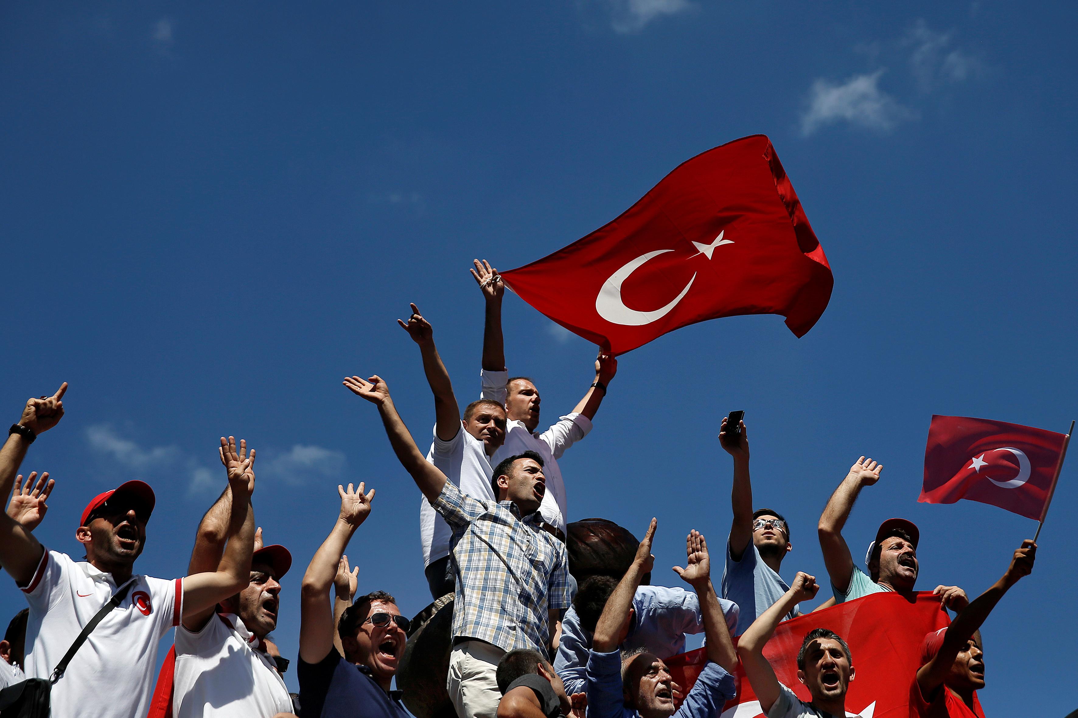 tyrkiet kup