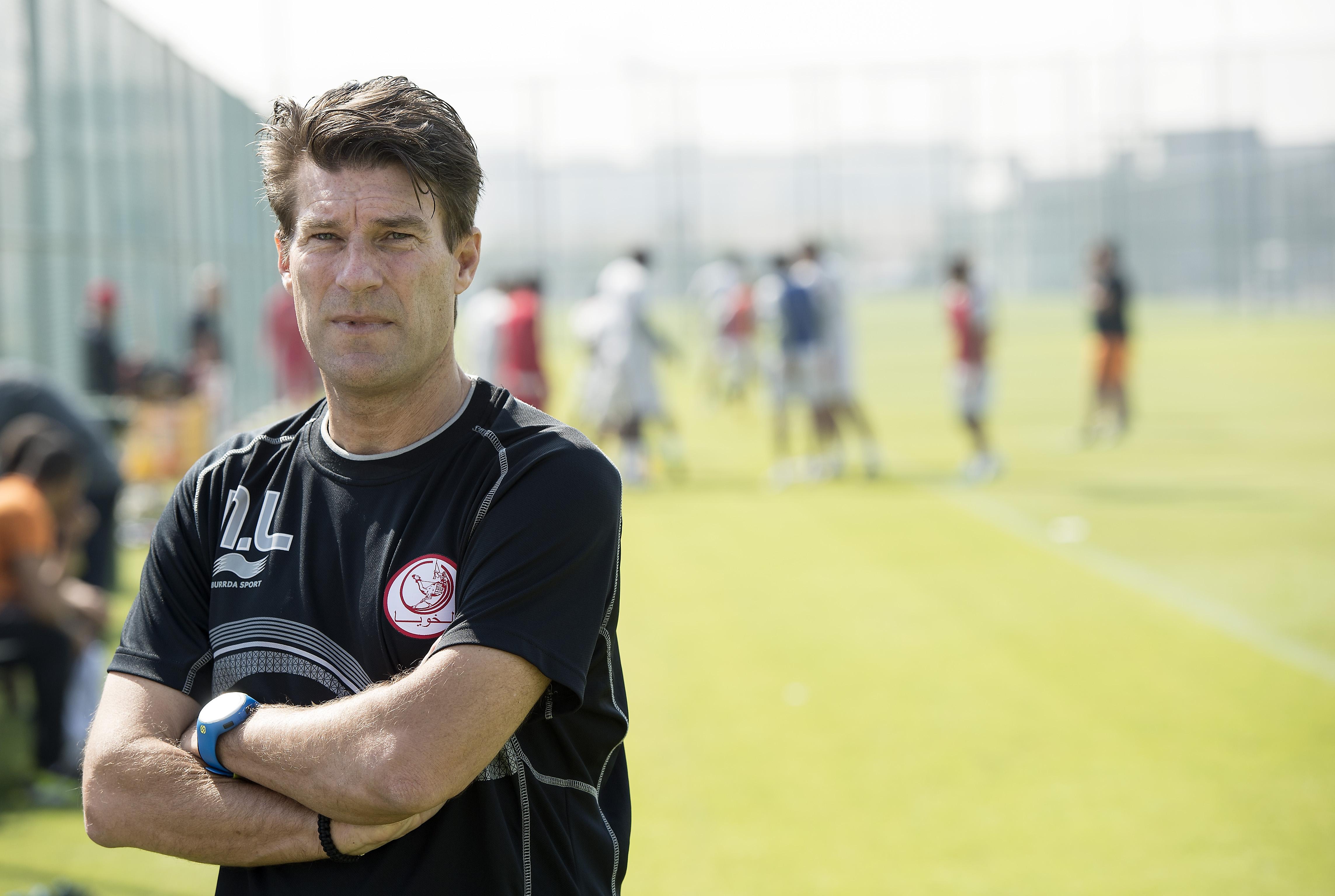 Al Rayyan Michael Laudrup er vores nye tr¦ner Sport