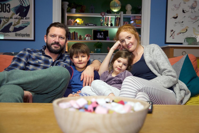 Familien Fredagsslik