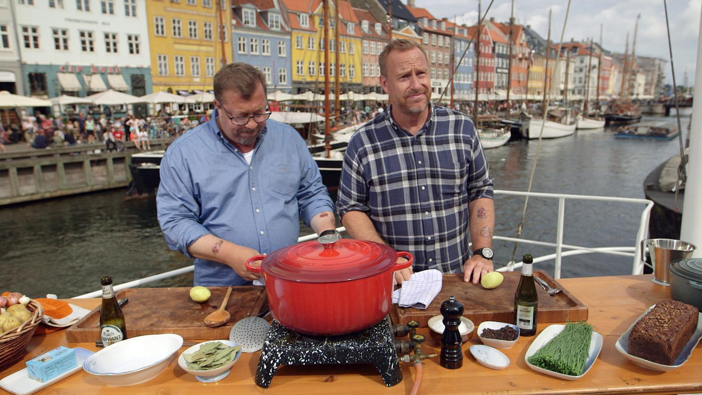 Spise med Price i København (2)