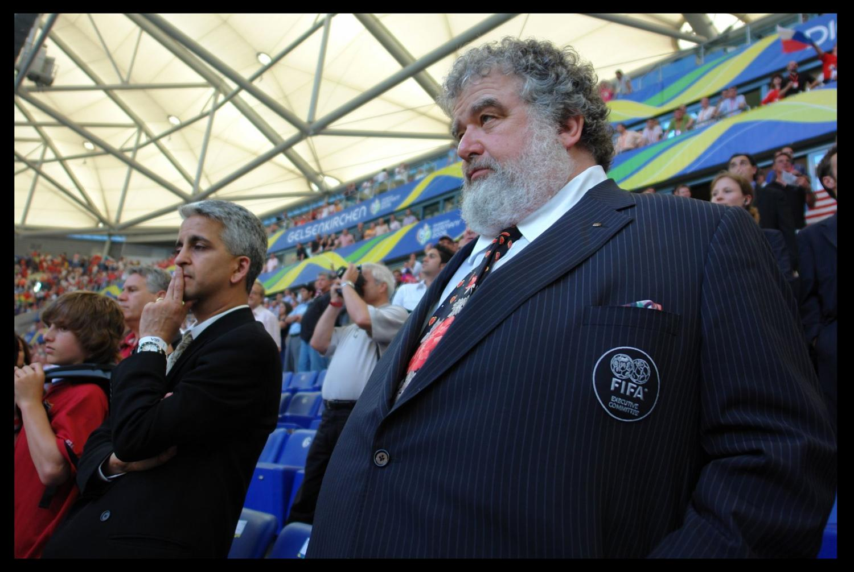 Familien FIFA - en kærlighedshistorie