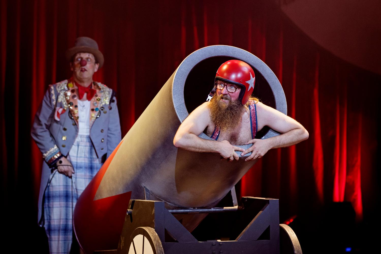 Cirkus Summarum 2017