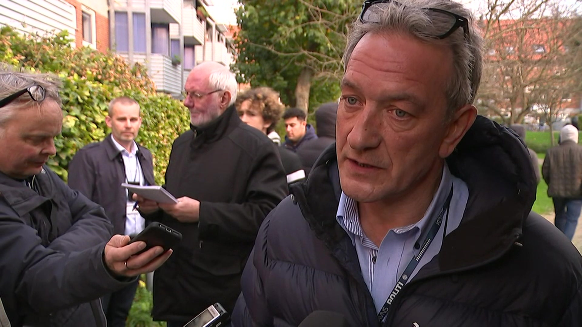 Politikommissær Hans Erik Raben