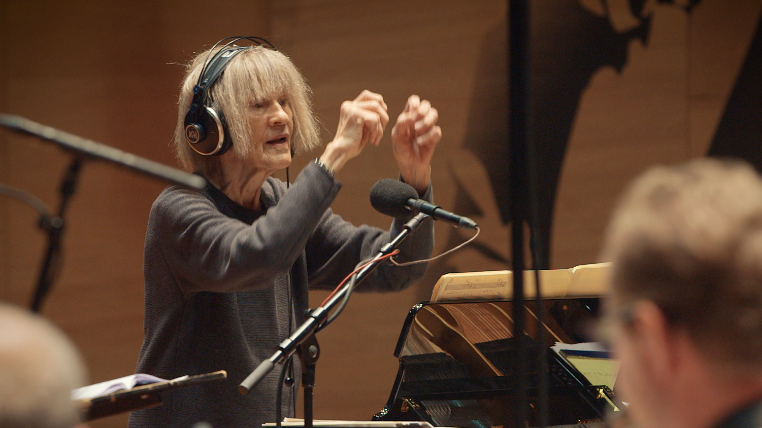 Carla Bley og DR Big Band