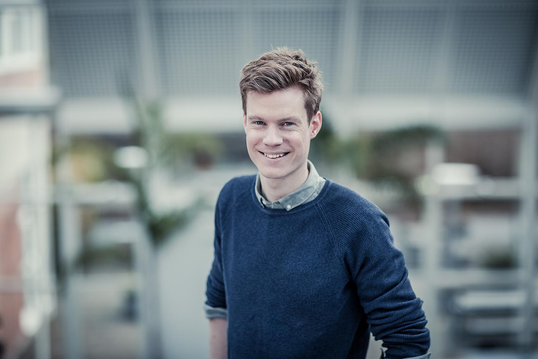 Smerteforsker Hjalte Holm Andersen, Aalborg Universitet.