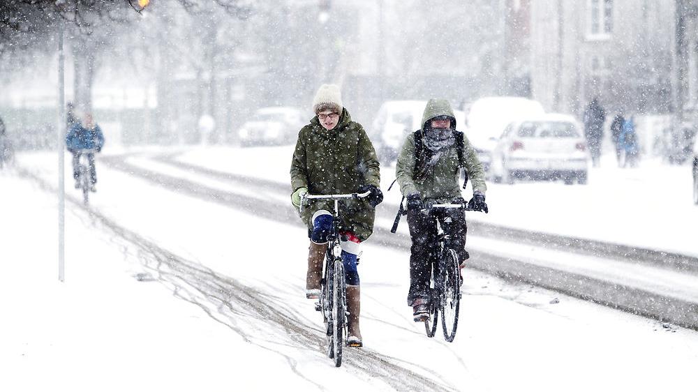 sne, snevejr, cykler