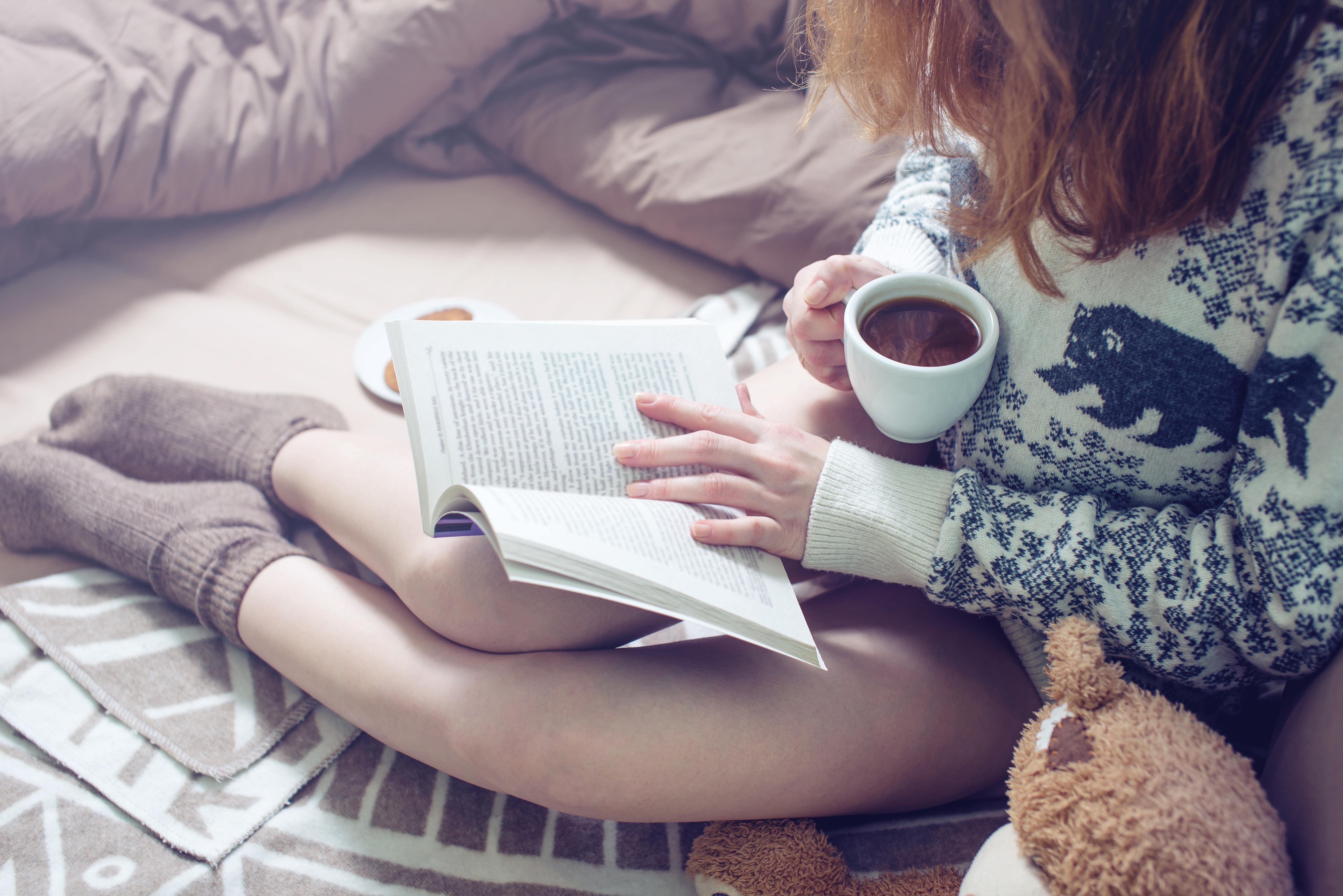 Bøger hygge