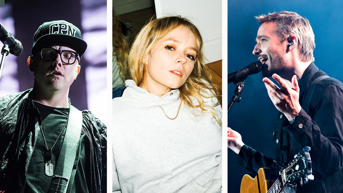 Lau Højen, Soleima og Rasmus Walter