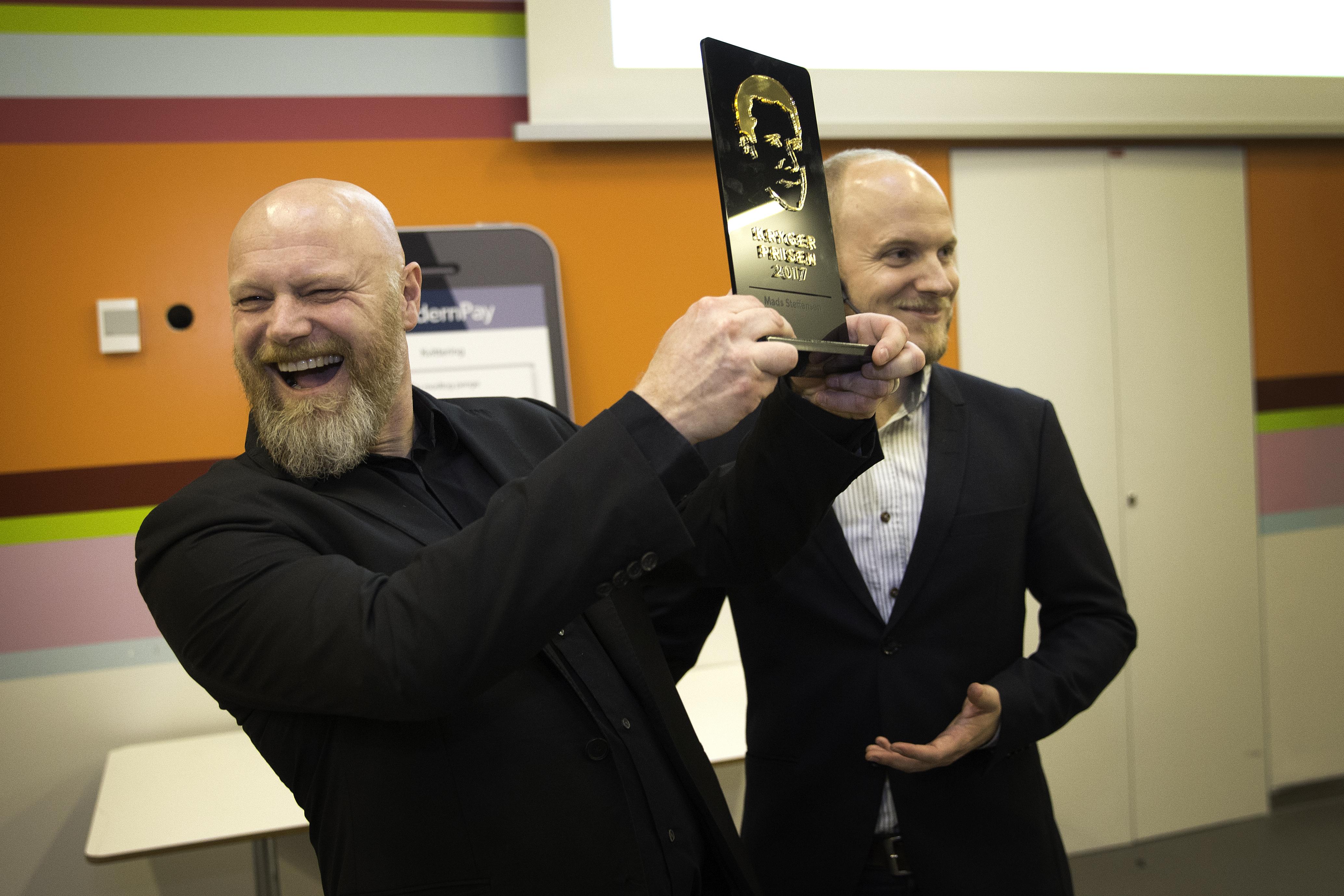 Krygerprisen 2017
