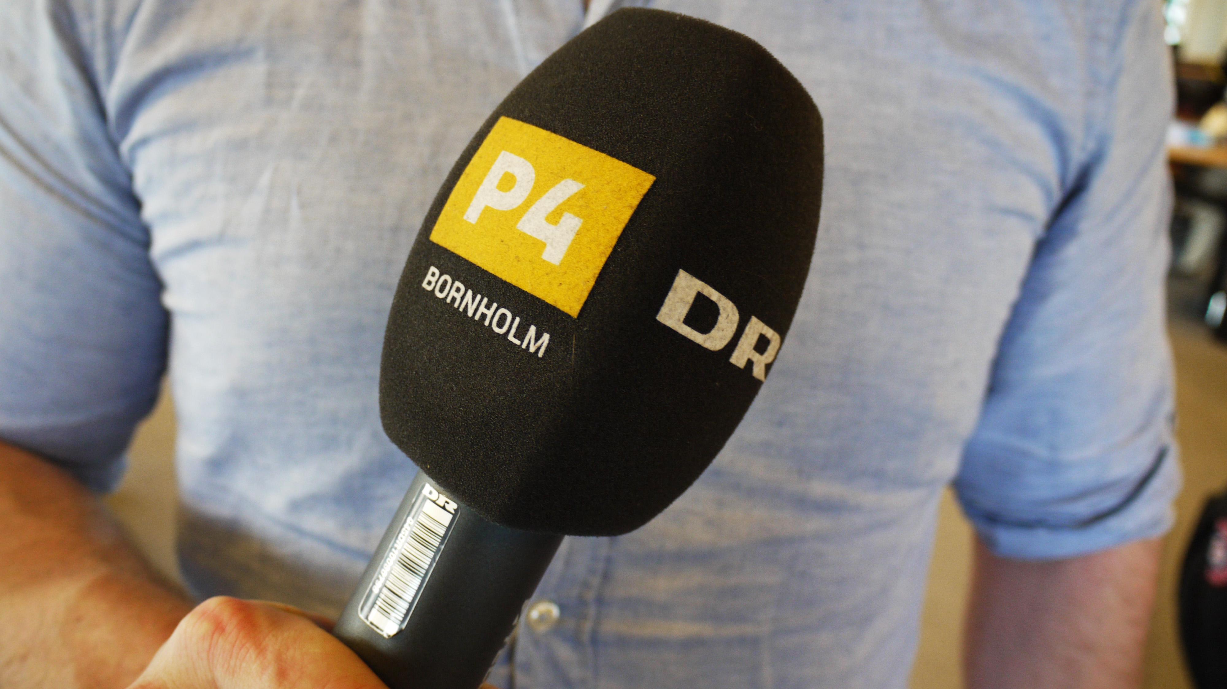 DR P4 Bornholm