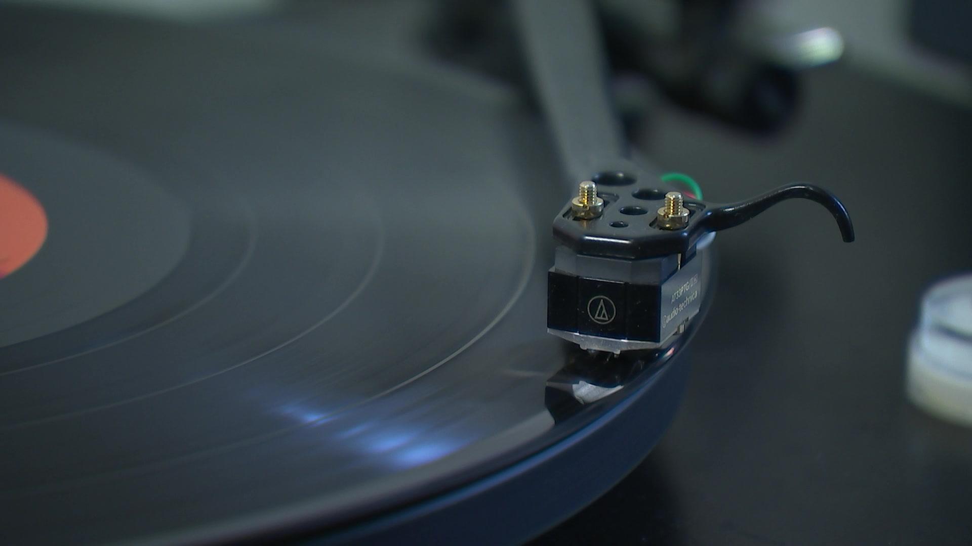Vinylplader hitter