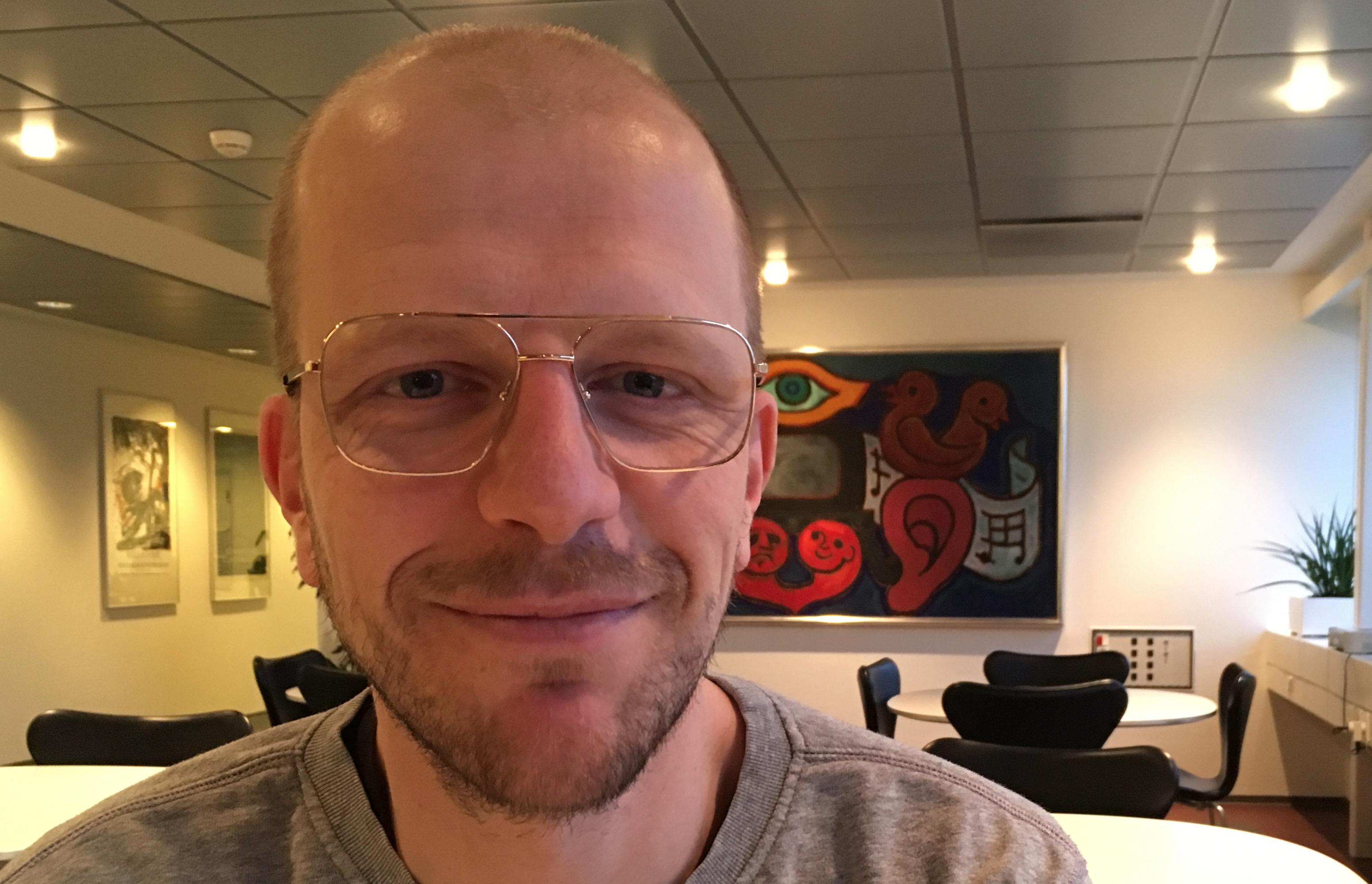 Mads Akselbo Holm, direktør Folkemødet
