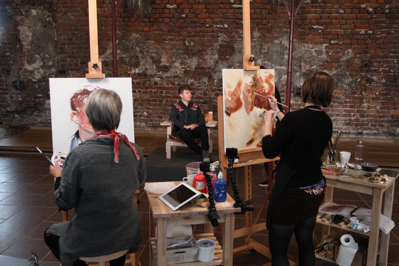 Danmarks bedste portrætmaler (1:4)