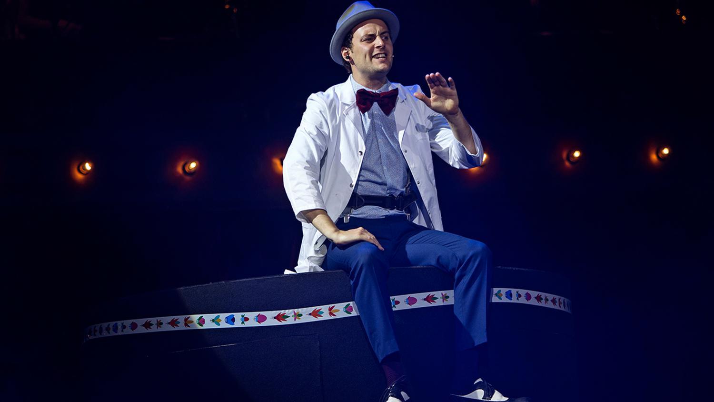 DR Big Band tager cirkusmusik rundt i Danmark