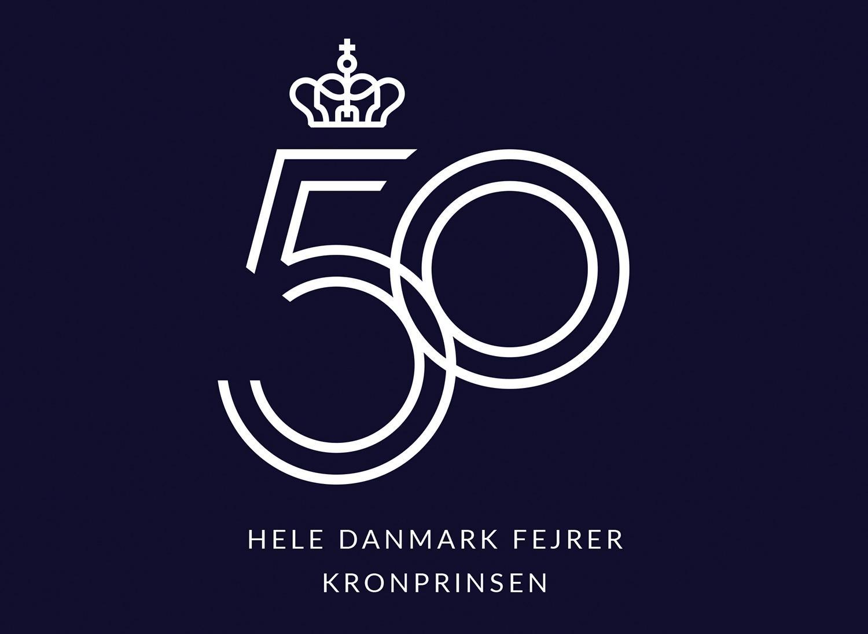 Hele Danmark fejrer Kronprinsen