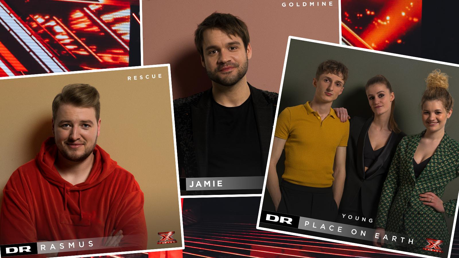 Rasmus, Jamie, POE
