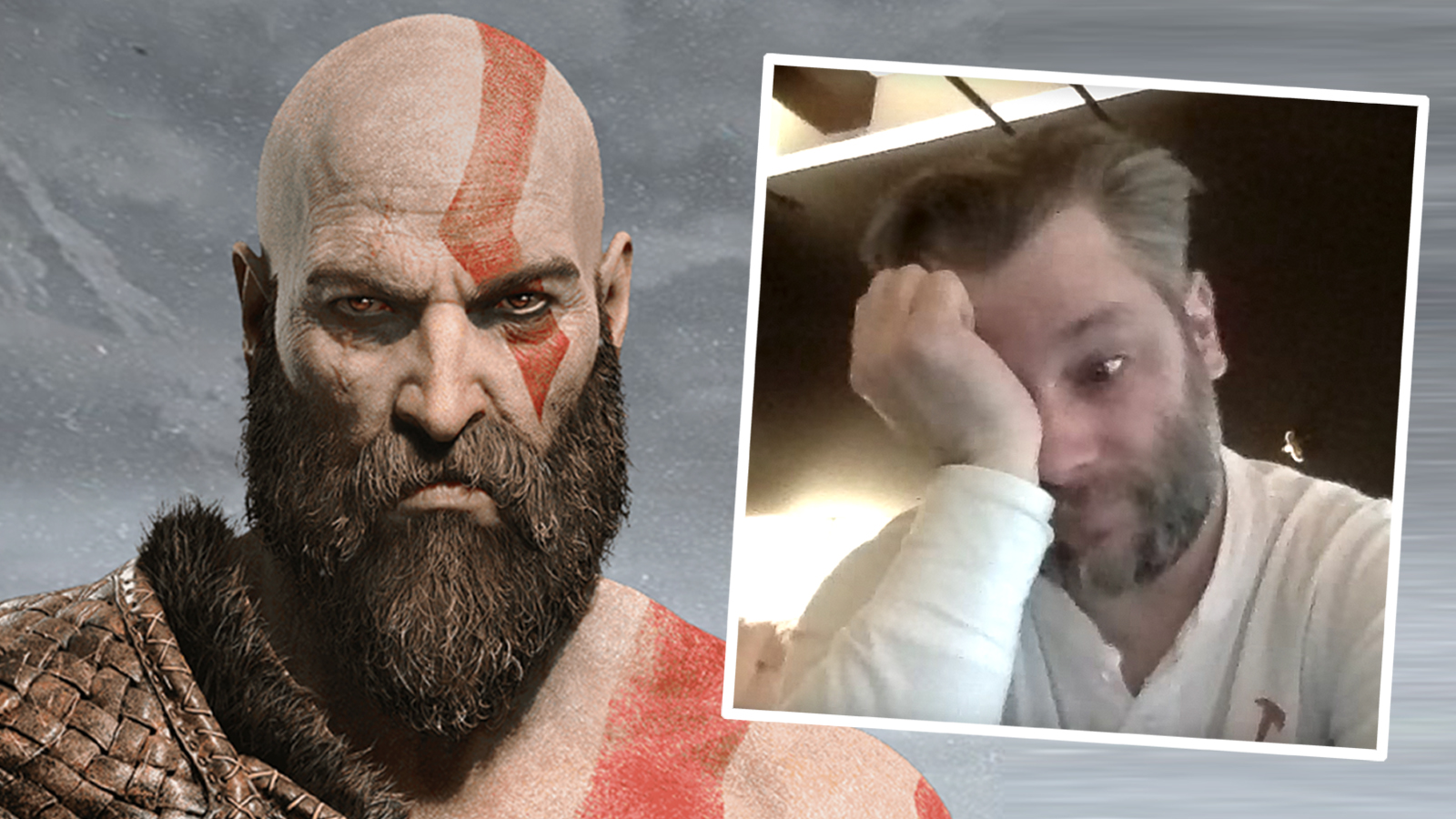 God of War og Cory Barlog