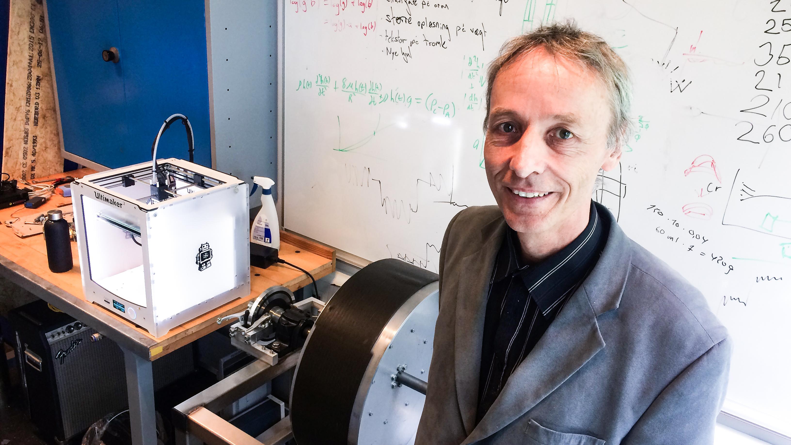 Jeppe Dyre, Professor i Fysik på Roskilde Universitet (RUC)