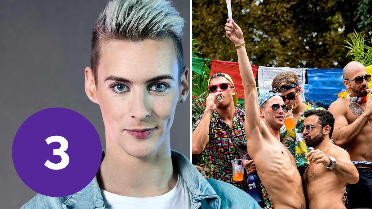 Socialdemokraterne til gay pride