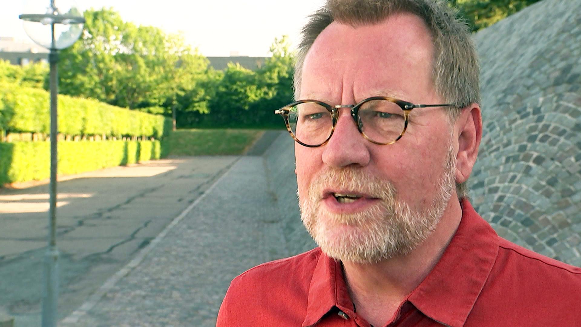 Knud Aarup, tidligere direktør for Socialstyrelsen.