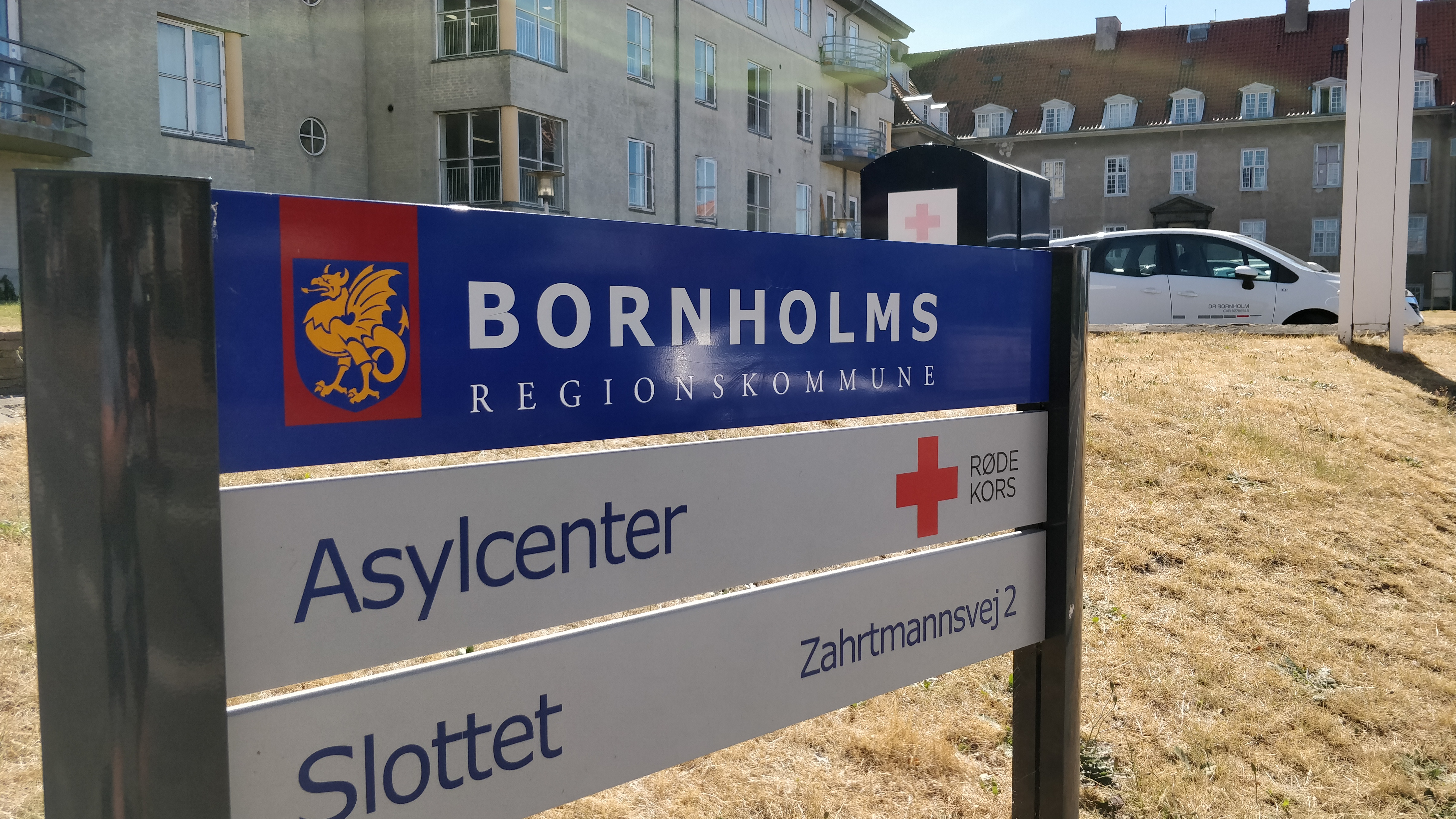 Røde Kors Asylcenter Slottet