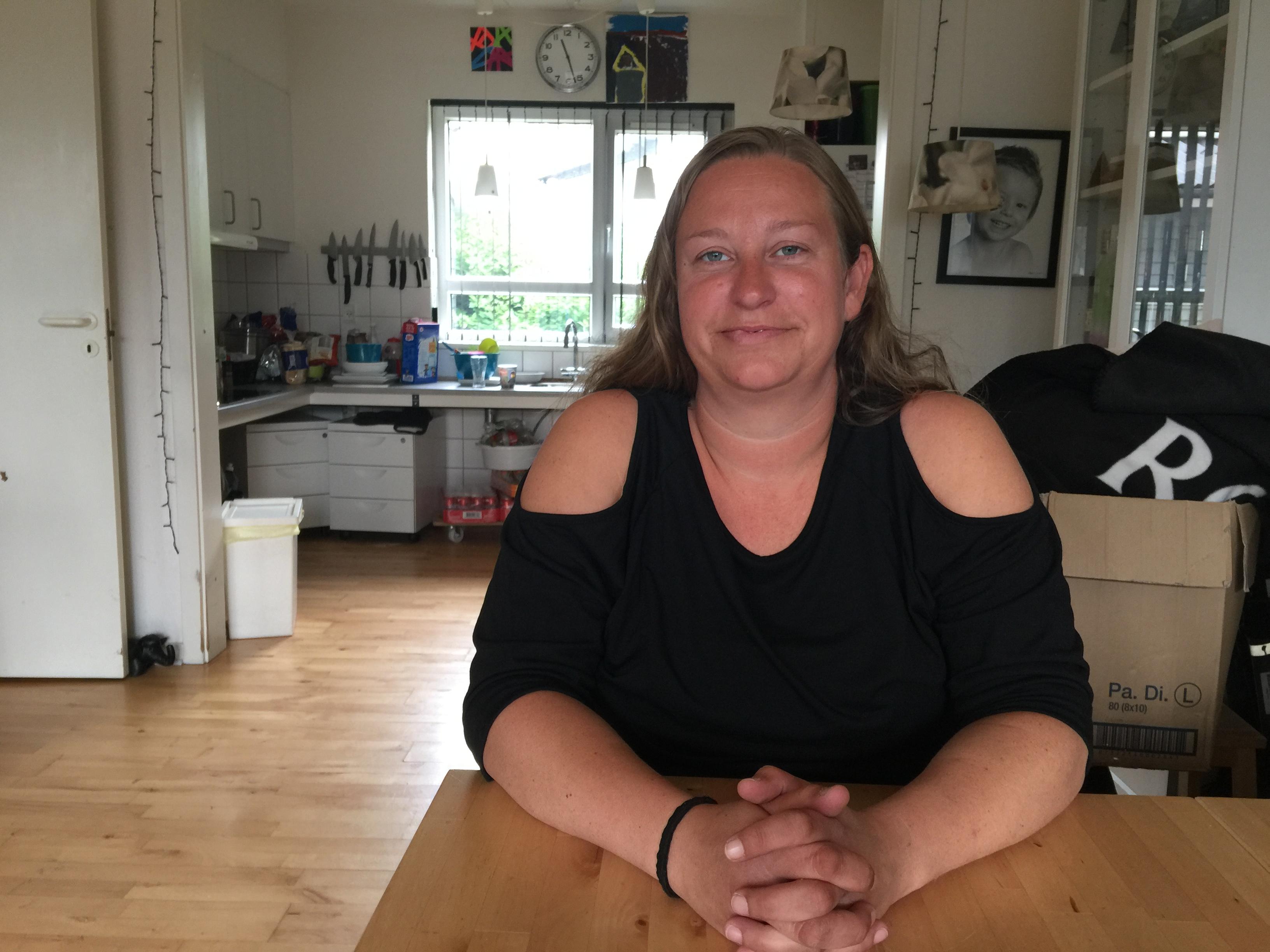Ann Jensen, Skanderborg