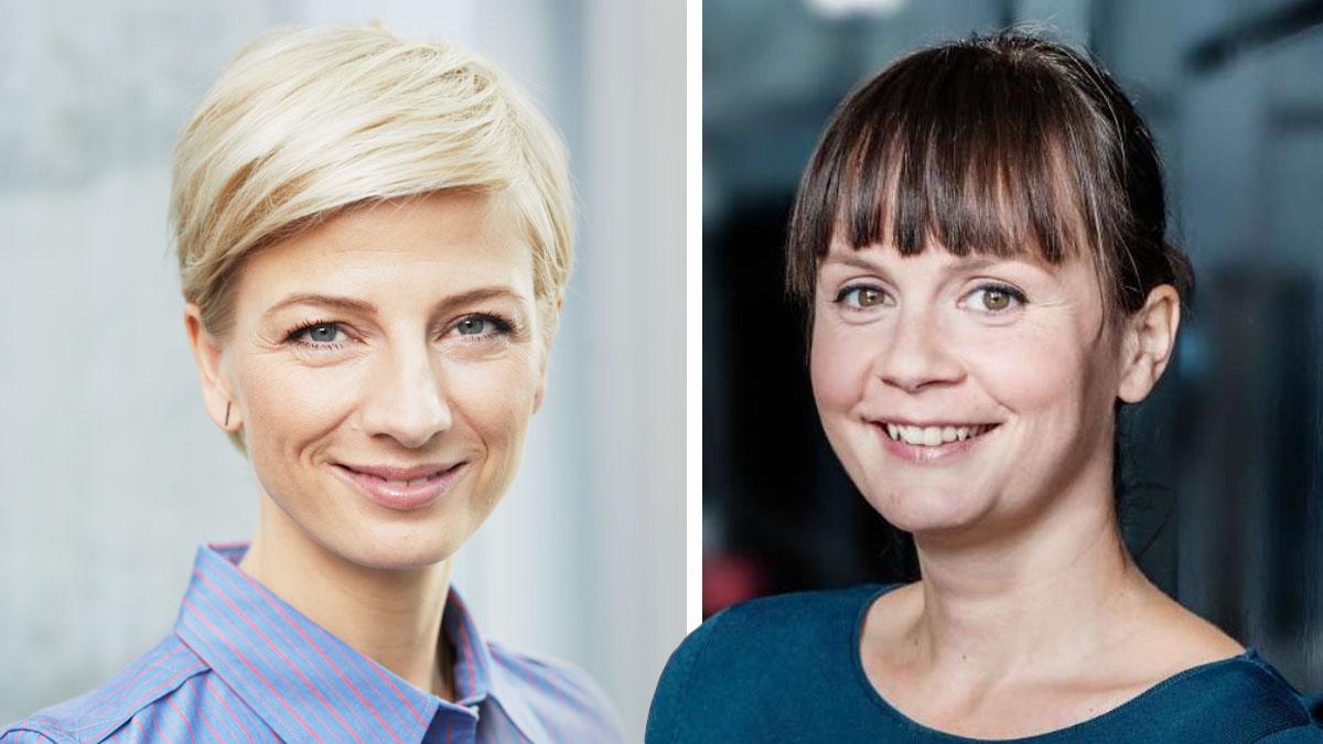 Maria Månson afløser Louise Wolff