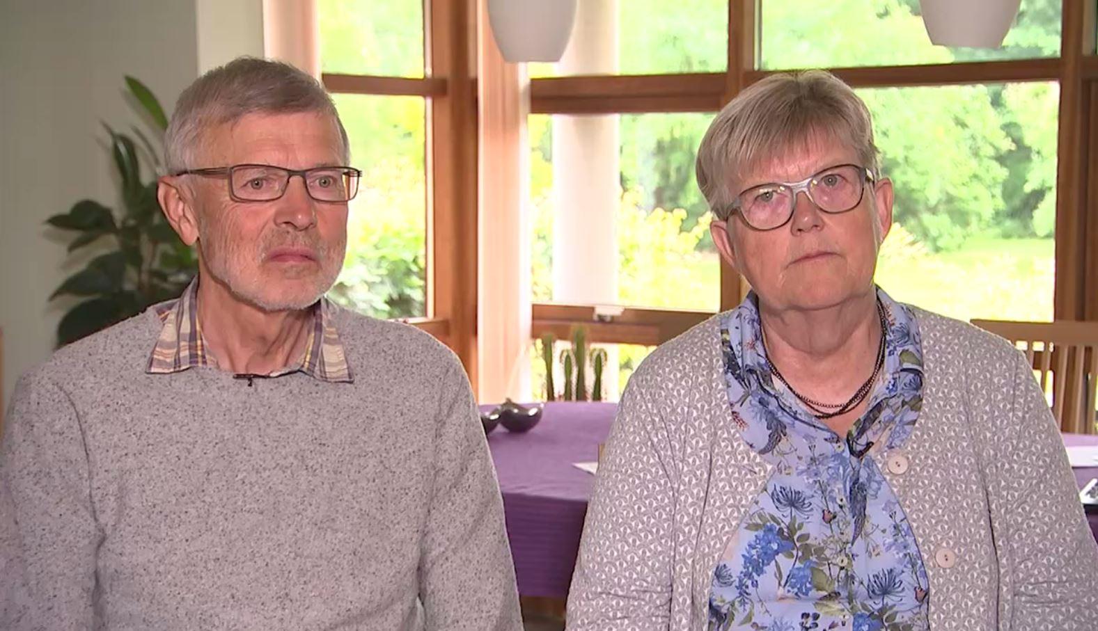 Ejnar og Ellen Bæk